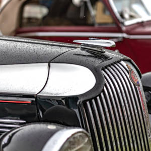 VINTAGE VEHICLES section featured image