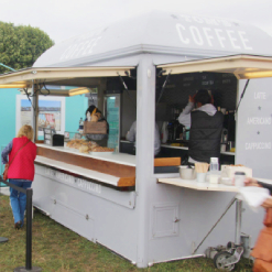 Penistone Show FOOD STANDS