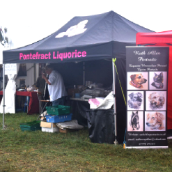 Penistone Show TRADE STANDS