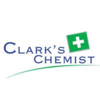Clark's Chemist Sponsor Logo