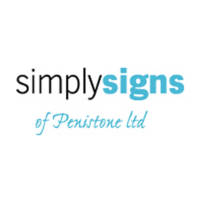 Simply Signs Sponsor Logo