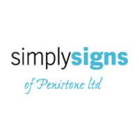 Simply Signs Sponsor Logo